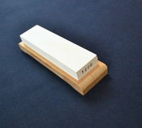 Small Sharpening Stone with Base