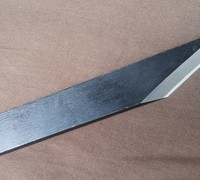 Japanese Tools for Woodworking Knives/ Kogatana. Ohuchi (Ouchi) Woodworking Knives