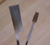 Japanese Tools for Woodworking. Saws/Nokogiri