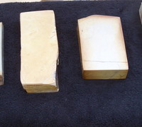 Japanese Tools for Sharpening Stones (Water Stones)/Toishi. Natural Sharpening Stones