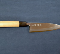Ai-Deba/ Fish Prep Knives with White Steel #2